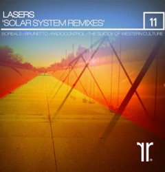 Lasers Remixes irregular011