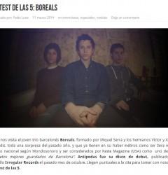 BOREALS ALTA FIDELIDAD
